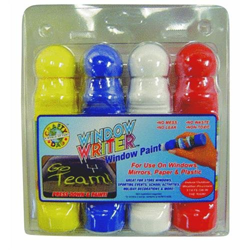 Washable Paint For Glass Windows