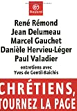 img - for Chr tiens, tournez la page book / textbook / text book