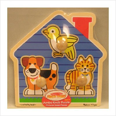 Cheap LIGHTS CAMERA INTERACTION HOUSE PETS JUMBO KNOB (B0042GSICK)