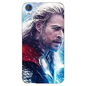 Jugaaduu Thor Back Cover Case For HTC Desire 820