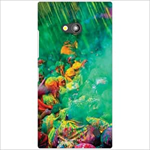Design Worlds Back Cover Case For Nokia Lumia 730
