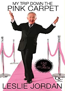 Leslie Jordan: My Trip Down The Pink Carpet