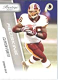 2010 Panini Prestige Football Cards # 198 Clinton Portis - Washington Redskins - NFL Trading Card