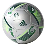 adidas Glider Replique UEFA Euro 2016 Ballon Silver