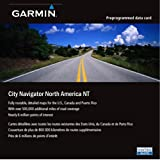 Garmin City Navigator Amrique du Nord NT Micro SD/SD