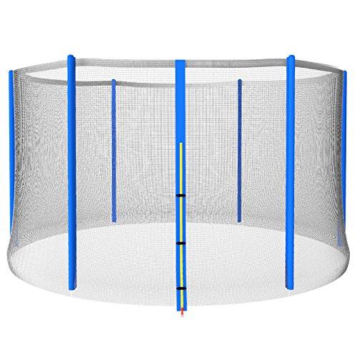 physionics trampolin zubeh r sicherheitsnetz. Black Bedroom Furniture Sets. Home Design Ideas