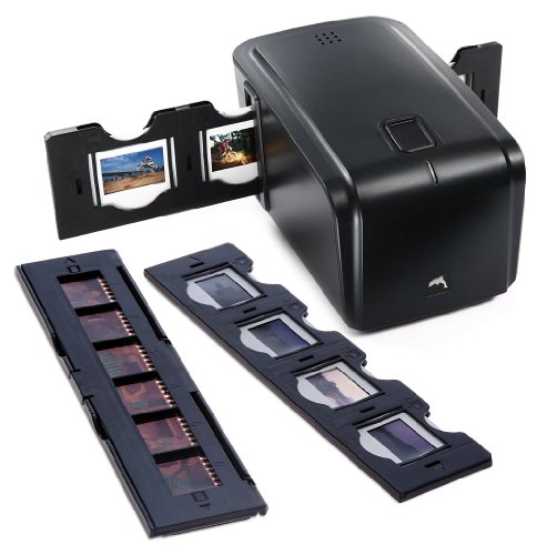 Pacific Image Electronics MemorEase Plus Film and Slide Scanner for Camera (Best Slide Scanner compare prices)
