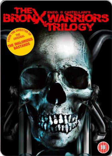 Bronx Warriors Trilogy [DVD] [Edizione: Regno Unito]