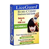 Liceguard Robi Comb Electronic Lice Comb (Pack Of 3)