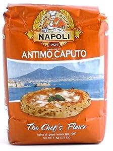 Antimo Caputo Chef's 00 Flour - 2.2 Lb Bag - 10 Pack