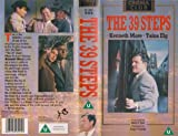 The 39 Steps [VHS] [1959]