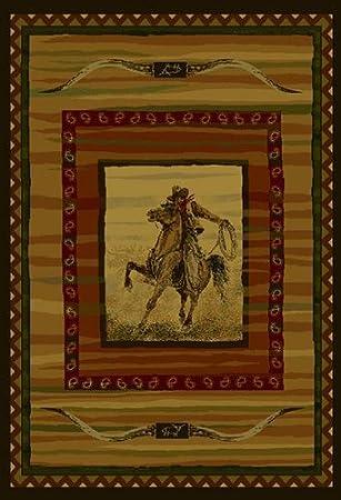 Cowboy Rugs Tktb