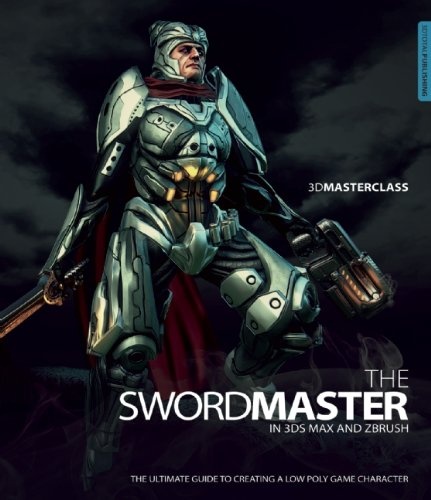 Book Review: The Swordmaster - In 3ds Max and ZBrush | Parka