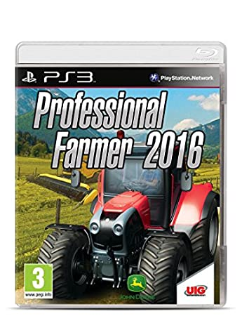 Professional Farmer 2016 (PS3)