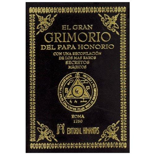 El Grimorio del Papa Honorio