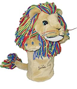 Winning Edge Pro Signature Novelty Headcovers--John Daly Lion by Winning Edge
