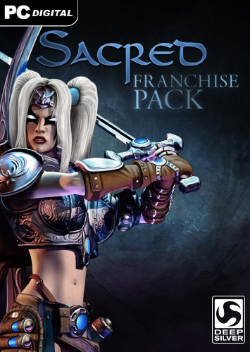 Sacred Franchise Pack [Online Game Code]