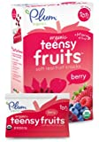 Plum Organics Teensy Fruits, Berry, 1.75 Ounce (Pack of 8)