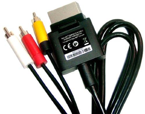XBOX 360 Composite Audio/Video Cable (Xbox Av Cord compare prices)
