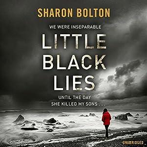 Little Black Lies Audiobook