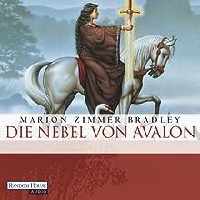 Die Nebel von Avalon Hörbuch von Marion Zimmer Bradley Gesprochen von: Katharina Spiering