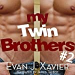 My Twin Brothers 2: All in the Family, Gay Erotic Stories #8 | Evan J. Xavier