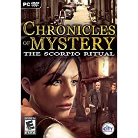 Chronicles of Mystery   Scorpio Ritual Multi 2 PCDVD preview 0