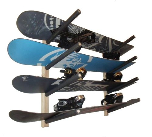 pro board racks Snowboard Wall Rack Mount review