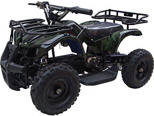 Outdoor Kids Children Sonora 24V Camo Mini Quad ATV Dirt Motor Bike Electric Battery Powered (Motor Mini Quad compare prices)