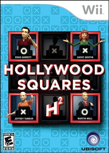 Hollywood Squares - Nintendo Wii - 1