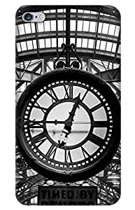 iessential clock Designer Printed Back Case Cover for Apple iPhone 5