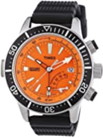 Timex Intelligent Quartz Men's Depth Gauge, Dial, Resin Strap - T2N810