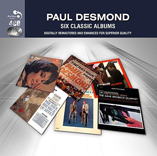 Paul Desmond - 6 Classic Albums - Zortam Music