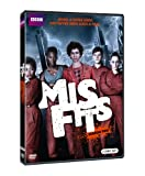 Misfits: Season 2 [DVD] [Region 1] [US Import] [NTSC]