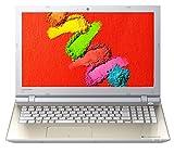 東芝 dynabook AZ65/TGSD 東芝Webオリジナルモデル (Windows 10 Home/Office Home and Business Premium プラス Office 365 サービス /15.6型/core i7/256GB SSD/NVIDIA GeForce 930M/サテンゴールド) PAZ65TG-BWB