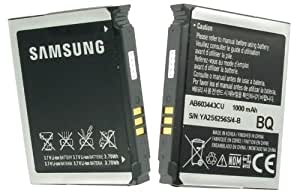 COMPATIBLE replacement battery for SAMSUNG S5230 TOCCO LITE / SAMSUNG STAR (GT-S5230, S5233) - TECHGEAR