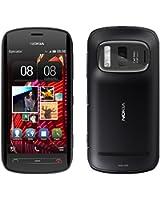 Nokia 808 PureView Unlocked GSM Smartphone w/ 41MP Camera Carl Zeiss Optics - Black