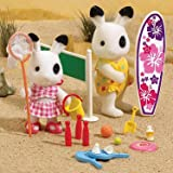 Sylvanian Families Beach Fun and Games