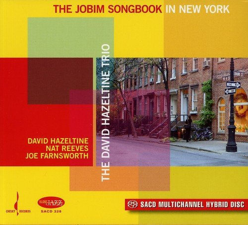 SACD : David Hazeltine - The Jobim Songbook In New York (SACD)