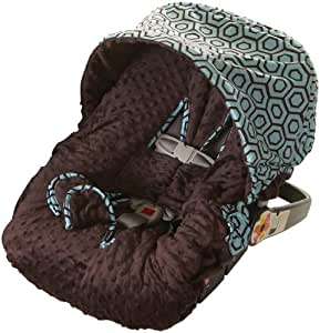 itzy ritzy infant car seat cover hollywood discontinued by manufacturer baby. Black Bedroom Furniture Sets. Home Design Ideas