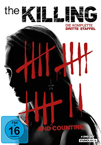 The Killing - Die komplette dritte Staffel [4 DVDs]