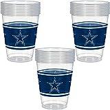 Dallas Cowboys Party Cups - 24 Pieces
