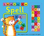 Learn to Spell: With Magnetic Letters...