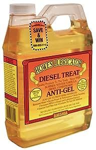 Howes 103062 'Diesel Treat' Diesel Conditioner and Anti-Gel - 1 Quart