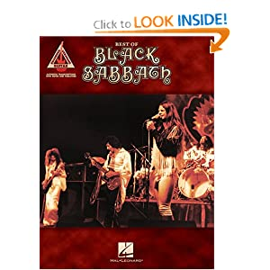 Best of Black Sabbath (Recorded Versions Guitar) Black Sabbath