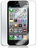 【強力液晶and外装保護フィルム】Skinomi TechSkinブラシアルミ・プロテクター iPhone 5用[並行輸入]
