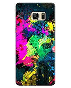 Samsung Galaxy Note 7 Back Cover By FurnishFantasy