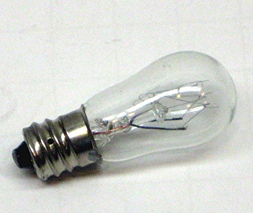 Major Appliances WE4M305 replacement GE Dryer Light Bulb Lamp 120V 10 Watt