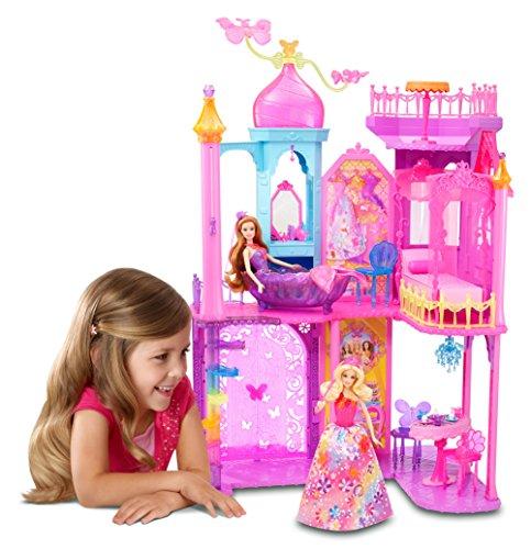 Barbie And The Secret Door Castle front-1069041