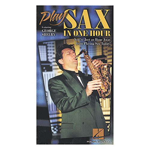 George Shelby: Play Sax in One Hour [VHS] [Import]
